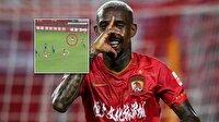 Anderson Talisca Çin'i sallıyor: 2 maçta 5 gol