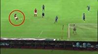 Talisca Çin'e fazla geldi: Akıl dolu bir gol