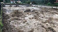 Ordu'da bir kişi sel sularına kapılarak hayatını kaybetti