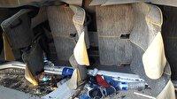 Malatyaspor taraftarını taşıyan minibüs devrildi: 2'si ağır 17 yaralı