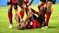 Bayern Münih'te sakatlık şoku