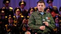 Ukrayna'da ayrılıkçı lider Zaharçenko patlamada öldü