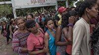 Brezilya Venezuelalı göçmenlere sınırını kapatmayacak