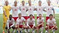 Danimarkalı futbolcular kazan kaldırdı