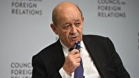 Fransa Dışişleri Bakanı Le Drian'dan Libya diplomasisi