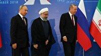 Kritik zirve: Erdoğan, Putin ve Ruhani bir arada
