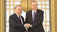 Kazakistan'la beş anlaşma