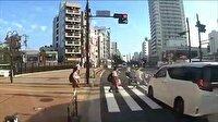 Japonya'daki kaza sosyal medyada tartışmalara sebep oldu