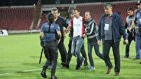 Balıkesirspor Baltok-Ümraniyespor maçı tatil edildi