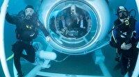 Turistik denizaltının hedefi 20 bin