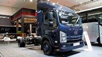 İlk yerli elektrikli kamyon: Isuzu NPR 10 EV tanıtıldı