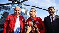 Oktay: Dünya helikopter teknolojisinde Türkiye'yi izliyor