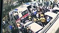 Kadıköy'de derbi öncesi kan aktı