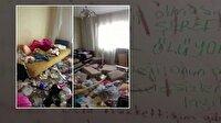 Şiddet gören küçük kızın yaşadığı ev yürekleri dağladı