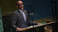 Ruanda Cumhurbaşkanı'ndan Erdoğan'a destek