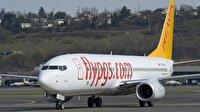 Alev alan elektronik sigara uçağı indirdi