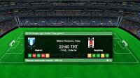 Malmö-Beşiktaş maçı hangi kanalda saat kaçta?