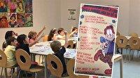7 yaşındaki çocuklara dağıtılan kitap velileri kızdırdı