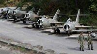 Eski uçak mezarlığı yeni hava üssü oluyor