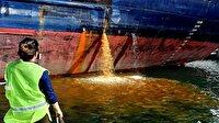 Denizi kirleten gemilere rekor ceza