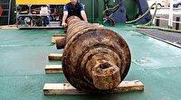 250 yıllık Rus savaş gemisi bulundu