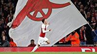 Arsenal'den Mesut önderliğinde harika tiki-taka golü