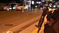 İstanbul'da bin 500 adrese operasyon: 181 kişiye gözaltı