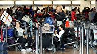 Brüksel Havalimanı'nda grev devam ediyor: 100'den fazla sefer iptal