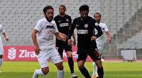 Fatih Karagümrük Afjet Afyonspor maçı kaç kaç bitti?