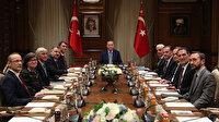 Erdoğan başkanlığında Eğitim ve Öğretim Politikaları Kurulu toplandı
