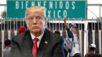 ABD taş atan göçmenlere kurşunla karşılık verecek