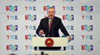 Cumhurbaşkanı Erdoğan gençlik yıllarında katıldığı yarışmayı anlattı