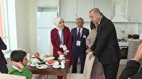 Yunus Emre'nin özel yeteneği Cumhurbaşkanı Erdoğan'ı şaşırttı
