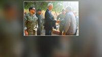 Yaralı teröriste büyükelçi morali