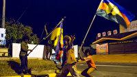 Yeni Kaledonya'da gerginlik: Göstericiler polisle çatıştı