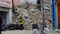 Fransa'da iki bina çöktü: 10 kişi kayıp