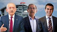 CHP'nin İstanbul adayları: Büyükşehir'e Şener, Eyüp'e Sarıgül