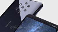 Nokia 9 Pureview'in 360 derecelik görselleri sızdı