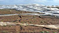 Dolu ve fırtınanın bilançosu ağır oldu: 15 milyon liralık zarar