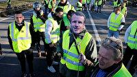 Fransa karıştı: Sarı yelekliler sokakta