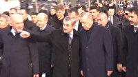 Erdoğan, Başakşehir Merkez Camii''ni ziyaret etti
