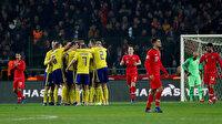 Türkiye-İsveç: 0-1