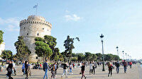 Binlerce FETÖ'cü Selanik'te