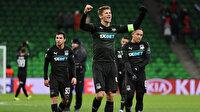 Krasnodar-Akhisarspor: 2-1