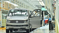 Volkswagen Transporter ve Crafter'a 'Made in Gölcük' damgası