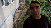 Sarıyer'de istinat duvarı çöktü: Belediye tepkisiz kaldı