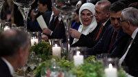 Cumhurbaşkanı Erdoğan G20 liderler yemeğine katıldı