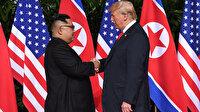Trump'tan Kim ile ikinci zirve sinyali