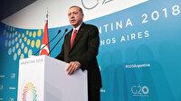 Erdoğan: Prens Selman'ın inanamadığım bir cevabı oldu