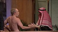 Putin ve Prens Selman'ın G20'deki selamlaşmasını tiye aldılar